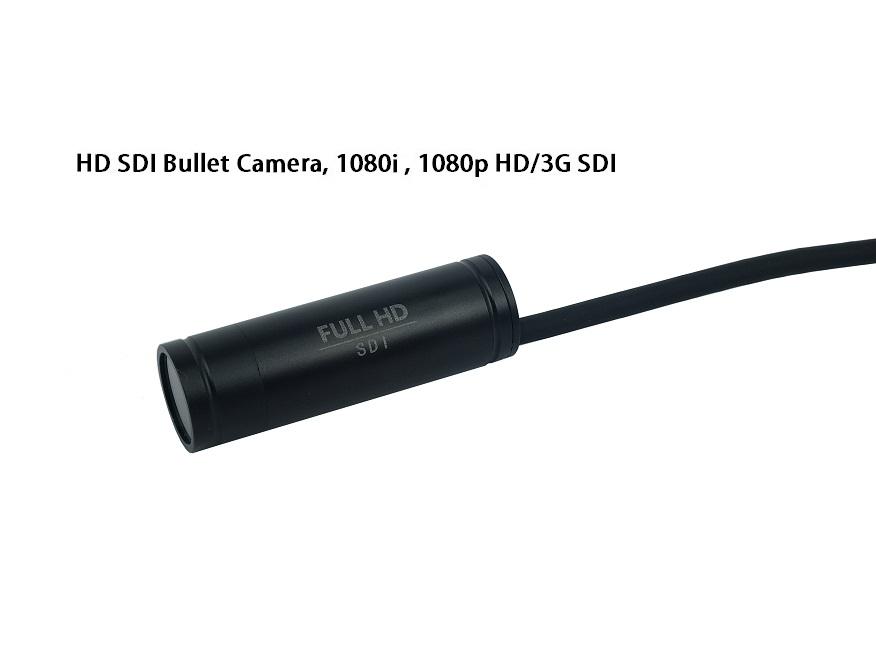 Hd Sdi Bullet Camera Zowietek Electronics Ltd