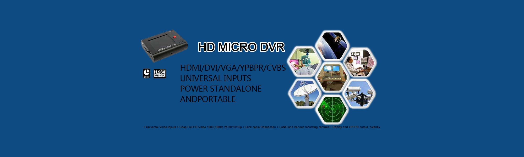 HD Micro DVR