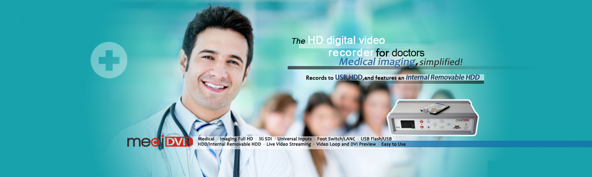 HD Medical Video Recorder