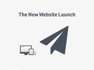 The new responsive website launch