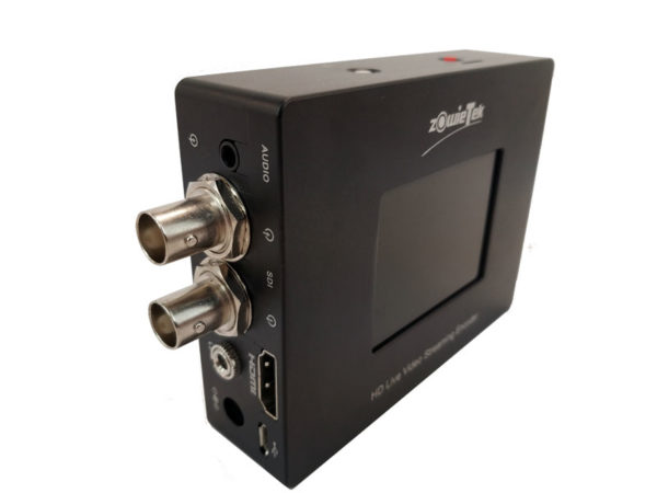 HD Live video streaming encoder