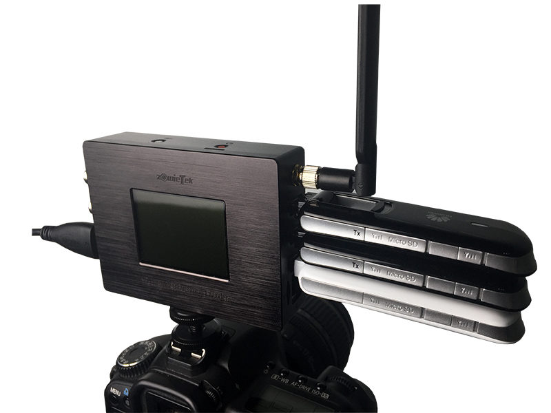 HD Live video streaming encoder