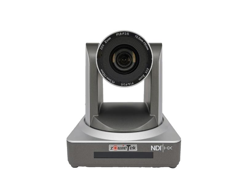 PTZ NDI camera