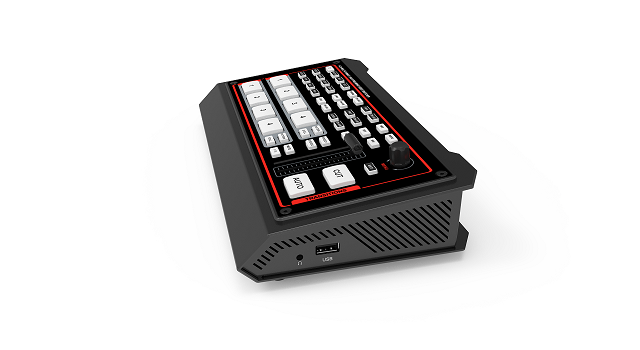 4 channel HDMI live video switcher